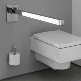 Emco Loft spare toilet roll holder for 1 roll, vertical