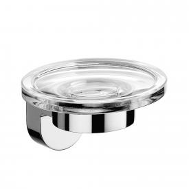 Emco Mundo soap holder incl. dish chrome