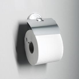 Emco Polo toilet roll holder with cover