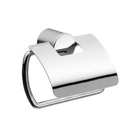 Emco Rondo2 toilet roll holder with cover