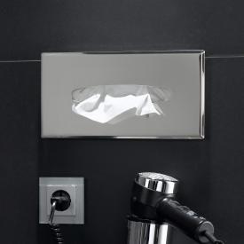 Emco System2 built-in tissue box holder