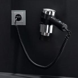 Emco System2 holder for hair dryer