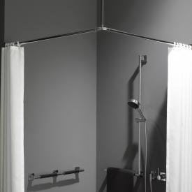 Emco System2 shower curtain set