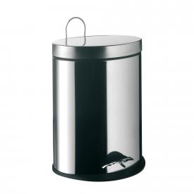 Emco System2 waste bin with cover