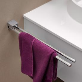 Emco Trend towel holder, swivelling