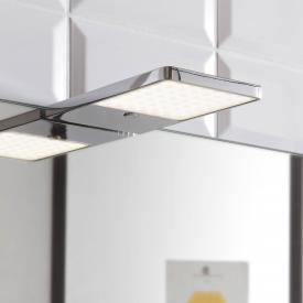 Emco Universal LED mirror light with clamp