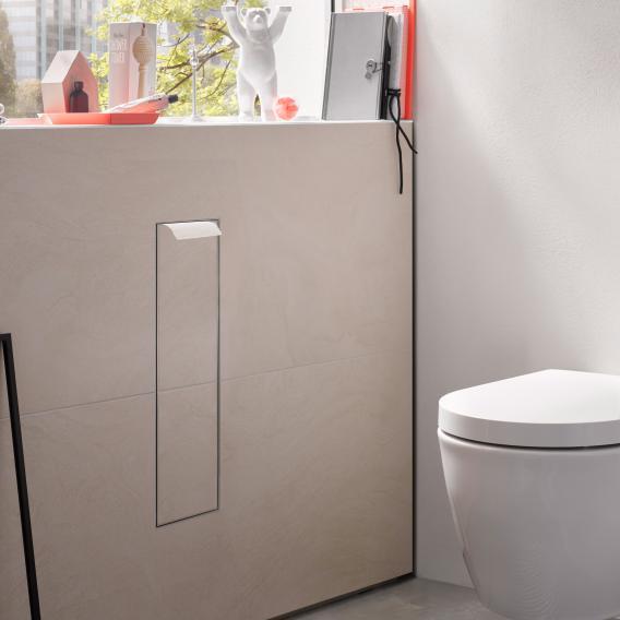 Emco Asis Plus recessed toilet module