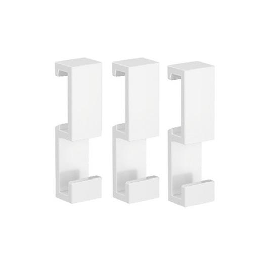 Emco Loft set of 3 hooks