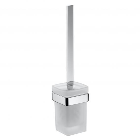 Emco Loft toilet brush set chrome