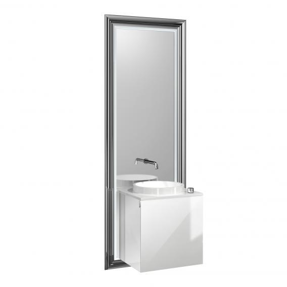Emco Touch furniture set chrome/optiwhite
