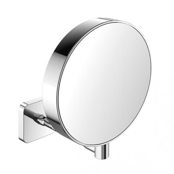 Emco Universal shaving / beauty mirror, round, wall-mounted