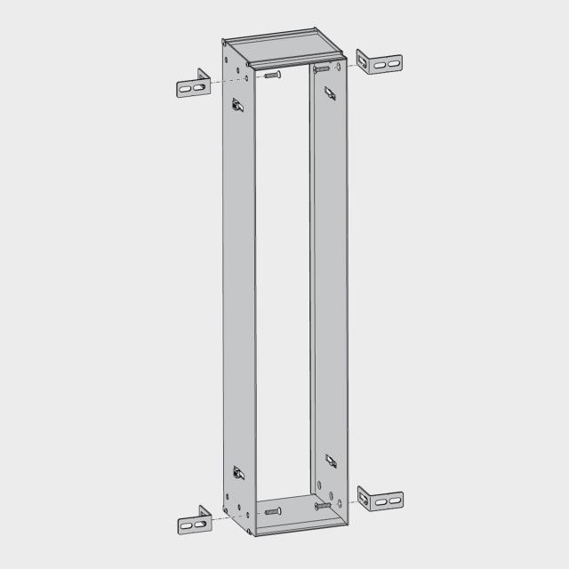 Emco Asis | Asis 2.0 built-in frame for module