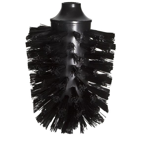 Emco brush head, black