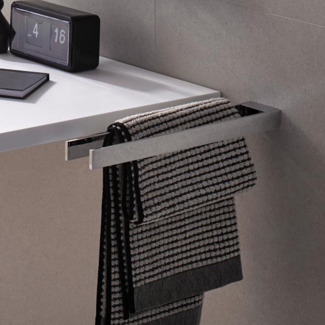 Emco Liaison towel bar, fixed
