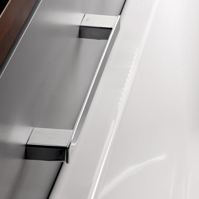 Emco Loft bath grab rail chrome