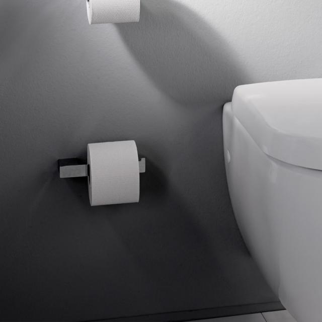 Emco Loft spare toilet roll holder chrome