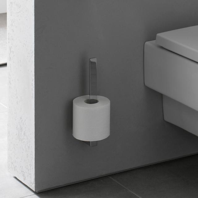 Emco Loft toilet roll holder for spare toilet roll