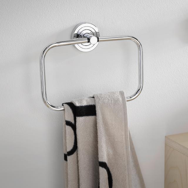 Emco Polo towel ring