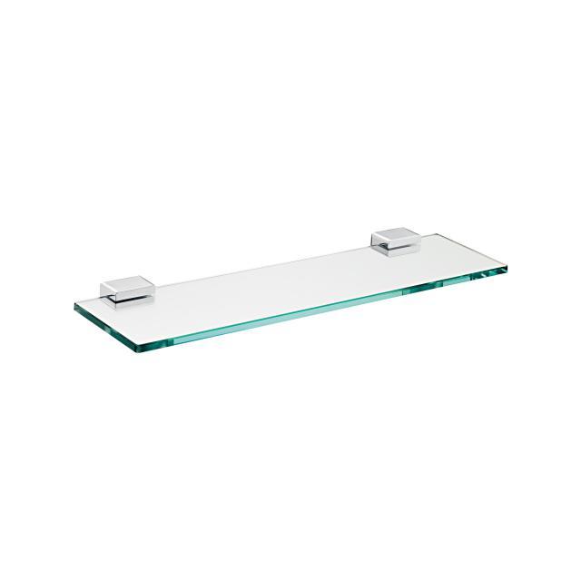 Emco System2 crystal glass shelf