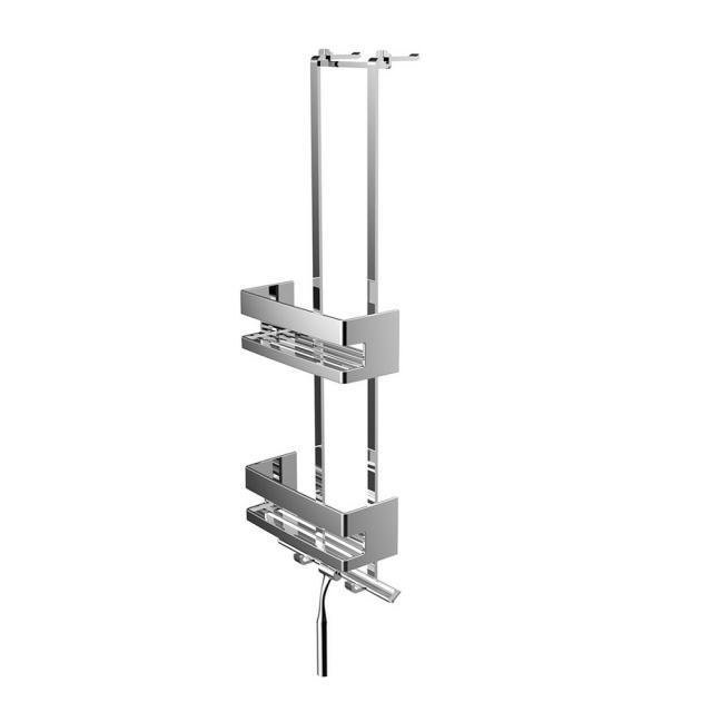 Emco System2 door-mounted basket rack