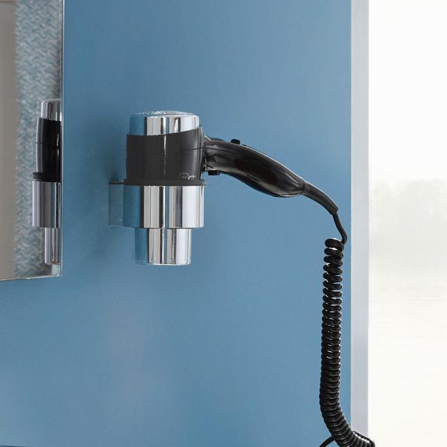 Emco System2 holder for hairdryer