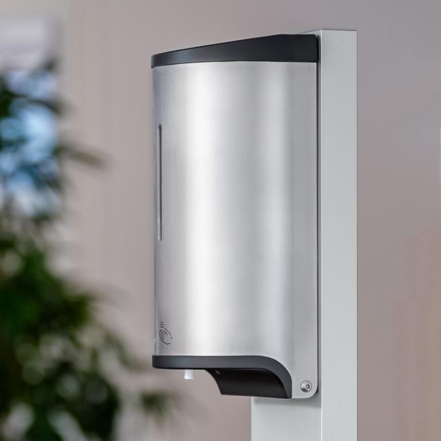 Emco System2 sensor dispenser for disinfectant gel or liquid soap
