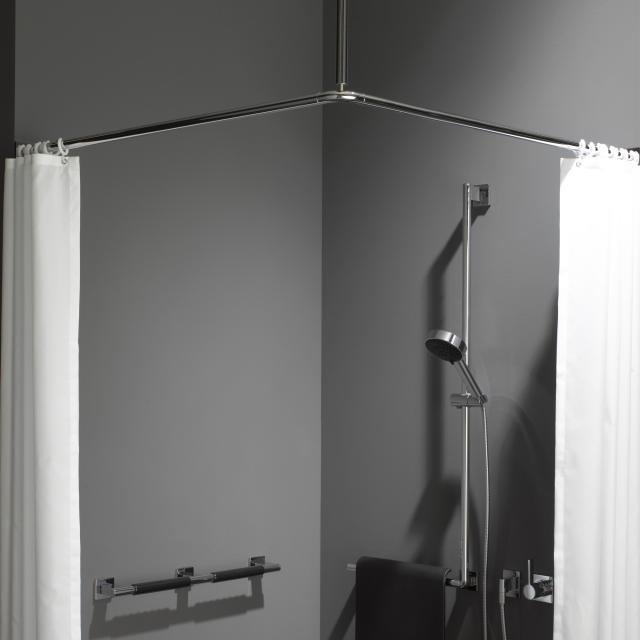 Emco System2 shower curtain set