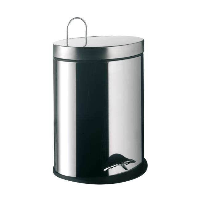 Emco System2 waste bin with lid