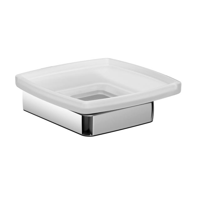 Emco Trend soap dish, wall-mounted