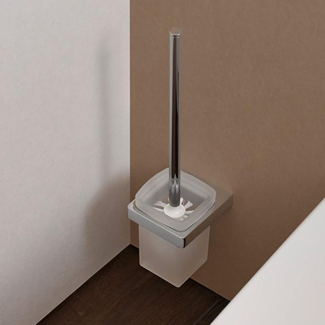 Emco Trend toilet brush set, wall-mounted