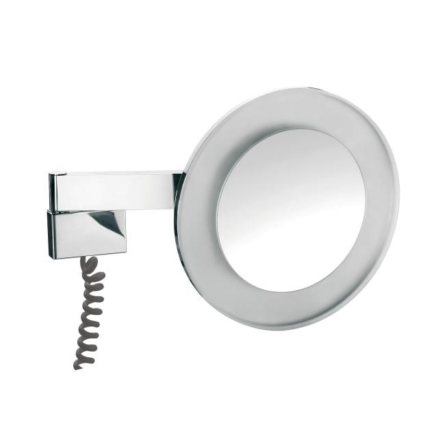 Emco Universal wall-mounted LED shaving and beauty mirror 5x magnification