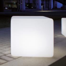Epstein-Design Cube RGBw LED floor light with dimmer