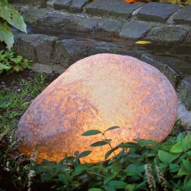 Epstein-Design Stone Lamp floor light with sensor