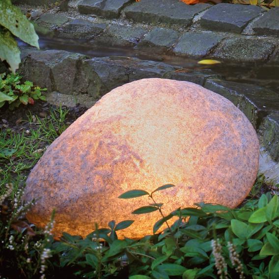 Epstein-Design Stone Lamp floor light with sensor
