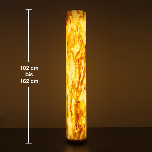 Epstein-Design Sahara Turm LED bollard light with dimmer switch