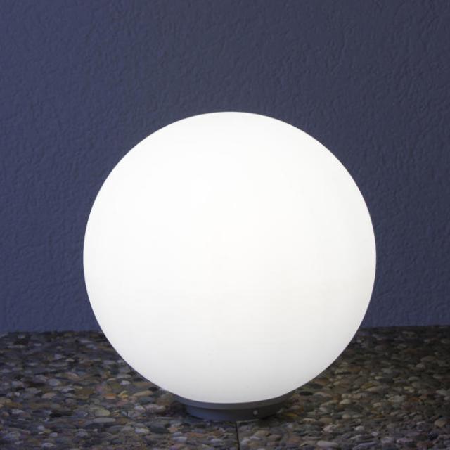 Epstein-Design Snowball fixed floor light with sensor