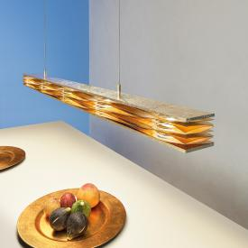 Escale Mille Feuilles LED pendant light