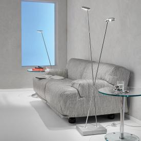 Escale Spot it LED floor lamp with dimmer 2 heads