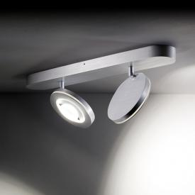 Escale VIO LED ceiling light 2 heads