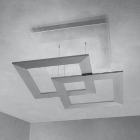 Escale Zen LED ceiling light, 10 heads