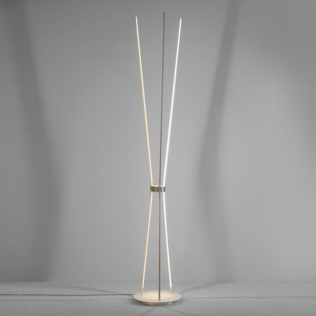 Escale Jazz LED floor lamp with dimmer