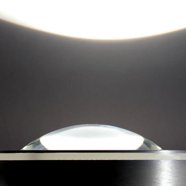 Escale lens for VIO light
