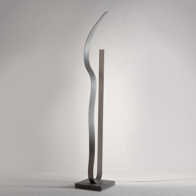 Escale Panorama LED floor lamp with dimmer