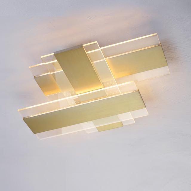 Escale Planus LED ceiling light