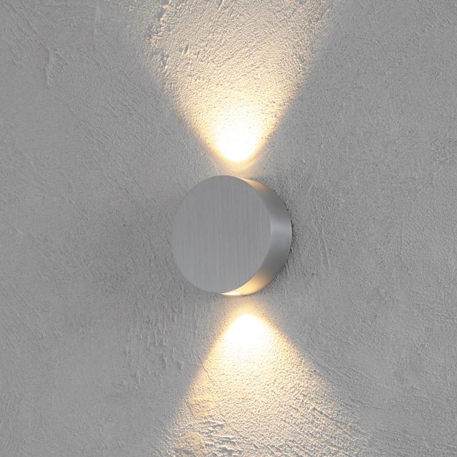 Escale Sun LED wall light