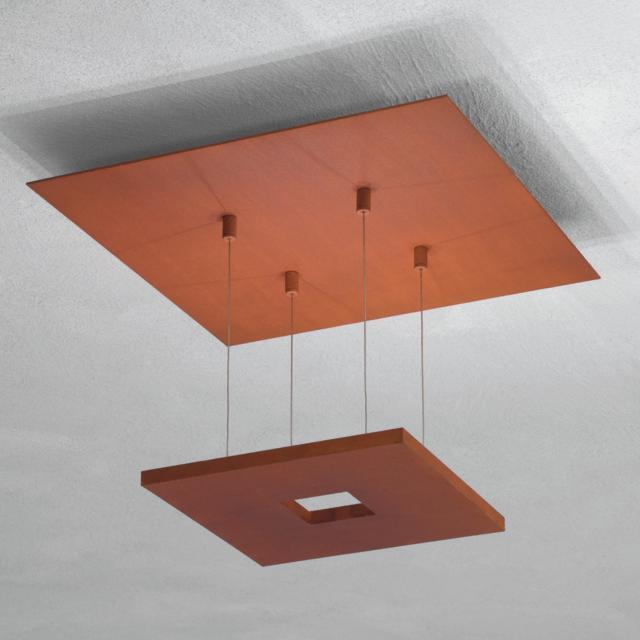 Escale Zen LED ceiling light, 4 heads