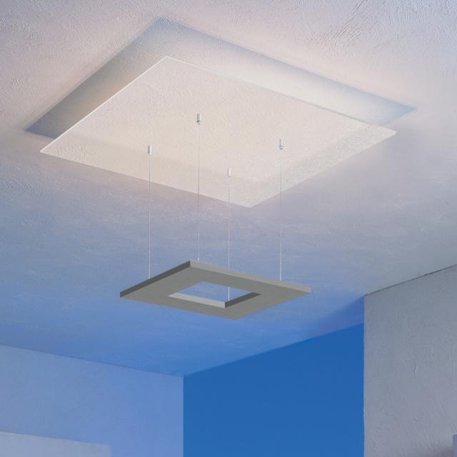 Escale Zen LED ceiling light, 8 heads