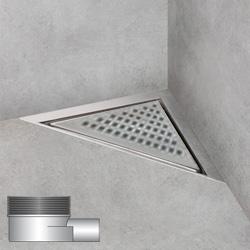 ESS Aqua Delta Multi floor drain including cover, horizontal connection DN40 L: 22 W: 22 cm, horizontal