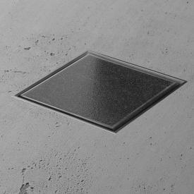ESS Aqua Jewels tileable floor drain, for natural stone flooring