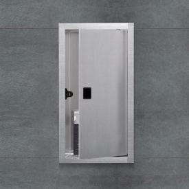 ESS Container BOX 10 wall recess with door, for drywall & solid walls